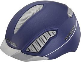 Neuheit 2012: Der KED Helm Sky Two Blue Silver in den Größen S und M