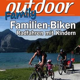Familien-Biken: Fahrrad- und Familien-Ratgeber