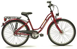 Auch für 2013 ein Bestseller: Das Family Bike 24 von Böttcher-Fahrräder!