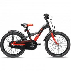 Kinderfahrrad S\'cool XXlite 18 3-S red/black matt