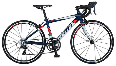 Scott Rennrad 24 Zoll - 2015: Scott Speedster Junior