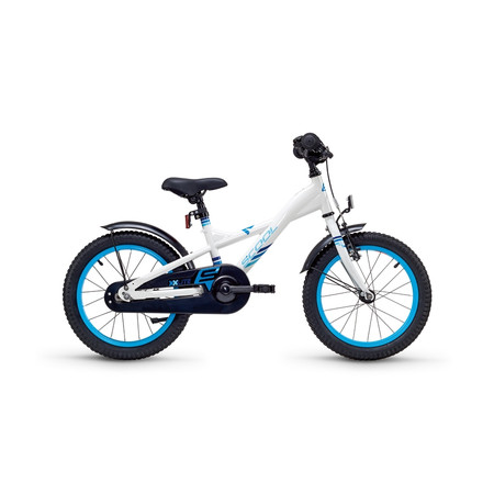 Kinderfahrrad S'cool XXlite 16 matt blue/black