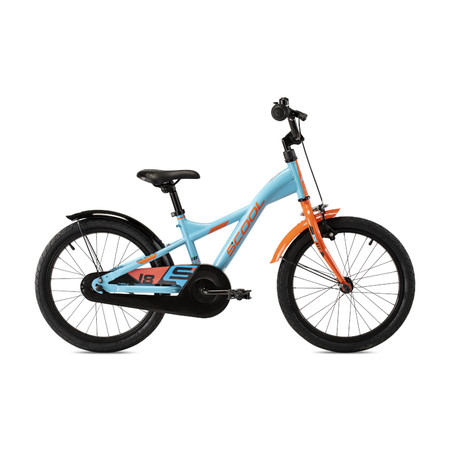 Scool XXlite steel 18 Modelljahr 2020 petrol/orange