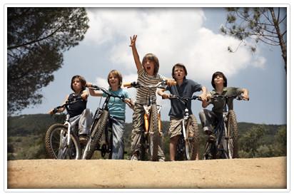 Kinderfahrräder - Schritt für Schritt erklärt